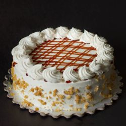 Butter Scotch Cake (Sunrise Bakery)