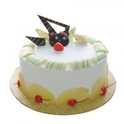Pineapple Cake (Sunrise Bakery)
