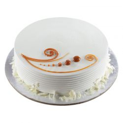 Vanilla Cake (Sunrise Bakery)