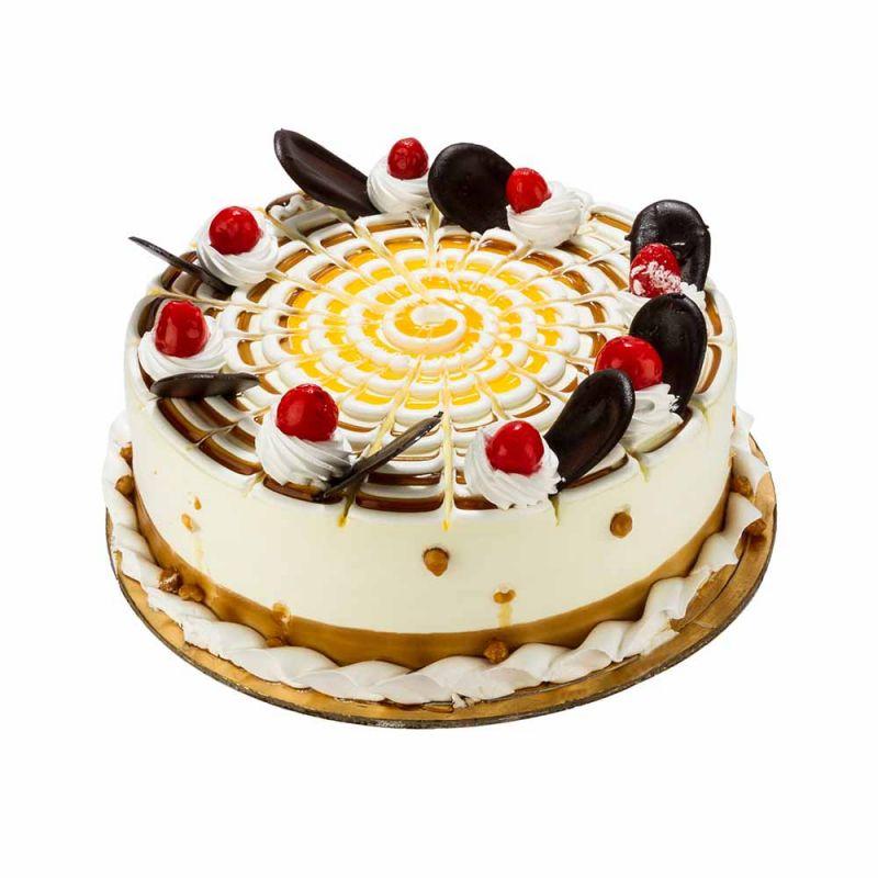 Order Butterscotch Eggless Cake | Sunrise Bakery Jaipur ...