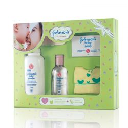 Johnson's Baby collection care