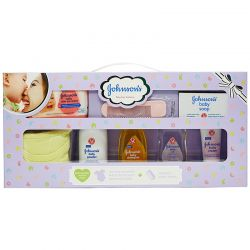 Johnson's Baby care 8 gift...
