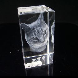 Beautiful 3D Crystal Image