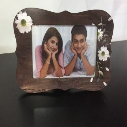 Photo insert Frame for Couples