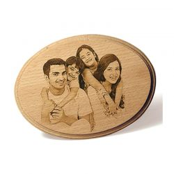 Personalised Oval Engraved...