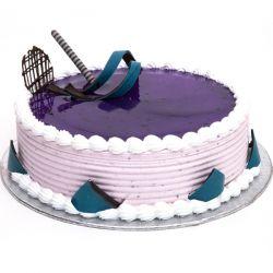 Black Current Cake 1 kg