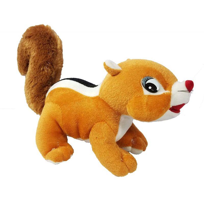 Squirrel Soft Toy