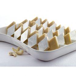 Kaju Burfi - 500gm (Nathus Sweets)