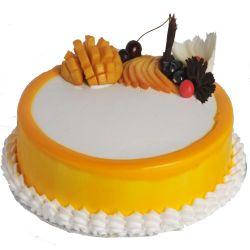 Mango Fantasy Cake - 1 kg