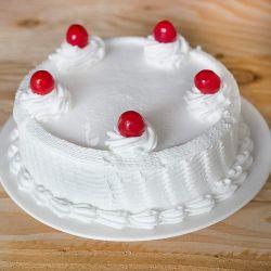 Vanilla Eggless Cake - 1Kg