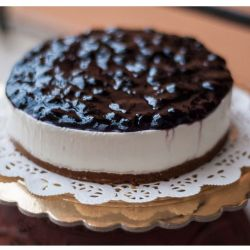 Blueberry Cheese Cake - 1 kg