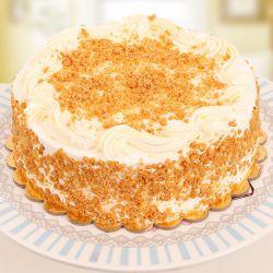 Butter Scotch Cake - 1Kg