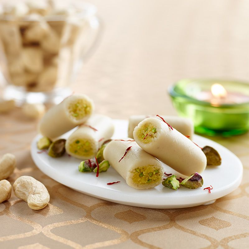 Kaju Roll (Ganga Sweets)