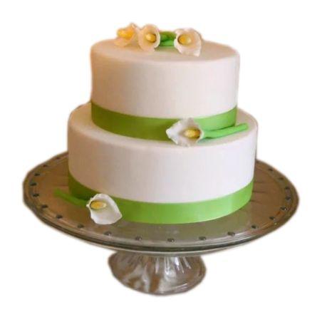 2 Tier Birthday Cake - 3Kg