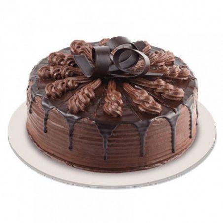 Chocolate Eggless Cake - 1Kg (Cake Point)