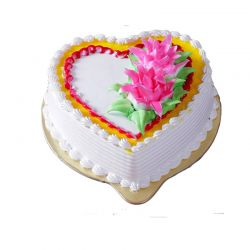 Heart Cake - 2Kg (Cake Point)