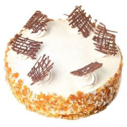 Butter Scotch Cake - 1 kg...