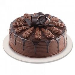 Chocolate Eggless Cake -...