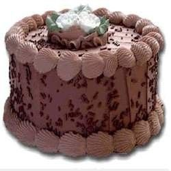 Chocolate Cake (Cocoa Tree)