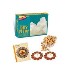 Dry petha and salted kaju-Diwali gifts