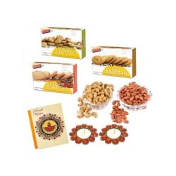 Mathi Magic and Dryfruits-Diwali gifts