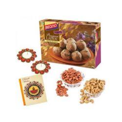 Panjeeri laddoo 400 gm and dryfruits-Diwali special