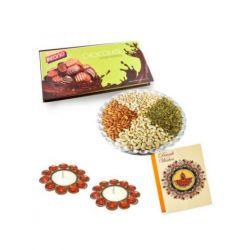 Bikanervala Dry fruit with Chocolates-Diwali special