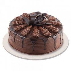 Chocolate Truffle Cake...