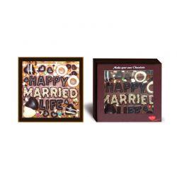 Happy Married Life chocolates