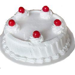Vanilla Cake (Amma's Pasteries)