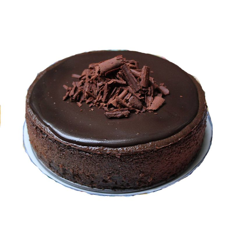 Chocolate Cheese Cake - 1 kg (Amma's Pasteries)