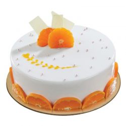 Orange Cake - 1 kg (Amma's Pasteries)