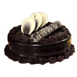 Double Truffle Cake - 2 Pound (Kookie Jar)