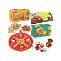Bikano Chocolate Baked Bliss and dryfruits Bhaidooj special