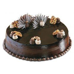 Rich Chocolate Cake - 2 Pound (Kookie Jar)