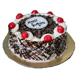 Black Forest Cake - 2 Pound (Kookie Jar)