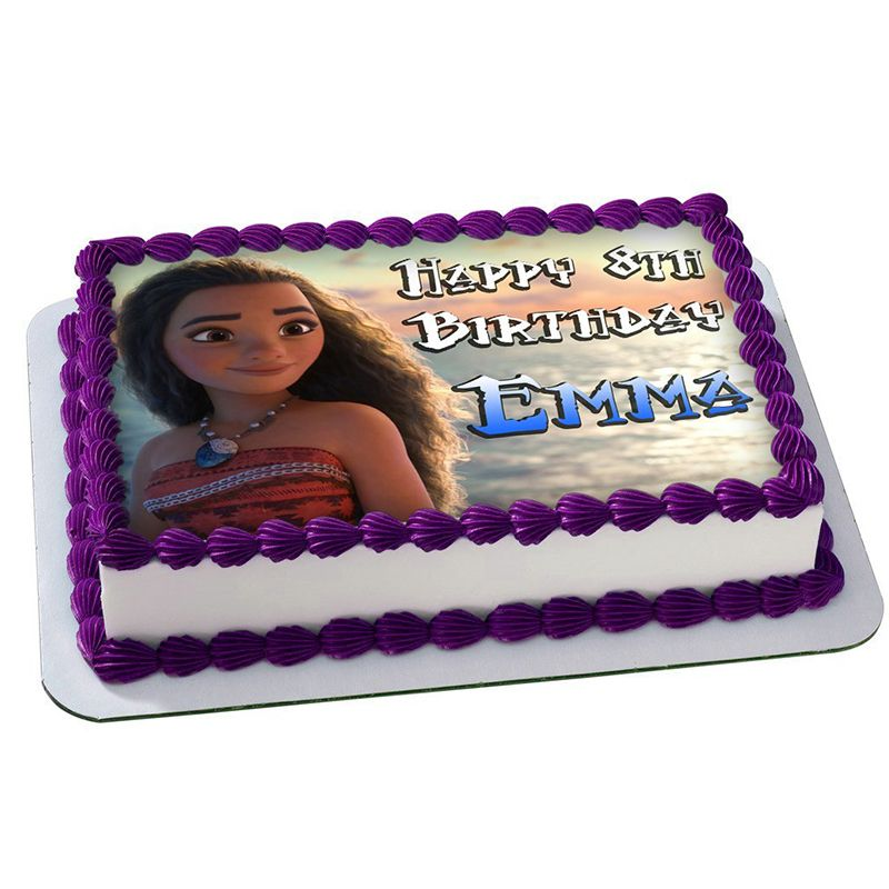 1.5 kg Personalized Birthday Photo Cake