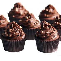 Chocolate Cup cakes-10 nos