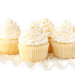 Vanilla  Cup cakes-10 nos