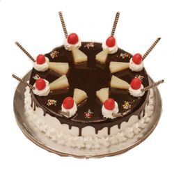 Chocolate Truffle Cake (JM Bakery)