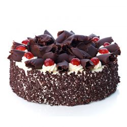 Black Forest Cake (Sugar & Spices)