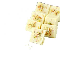 White Burfi - (Shree Mithai )