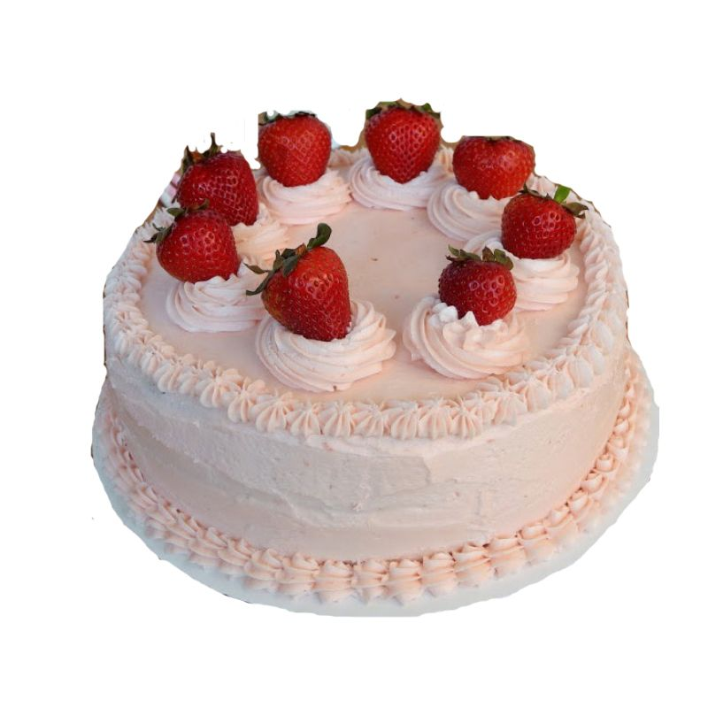 Strawberry Cake (Karachi Bakery)
