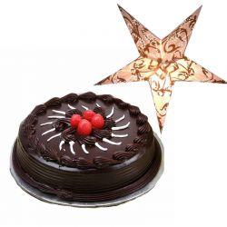 Truffle N Christmas star