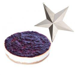 Blueberry N Christmas star