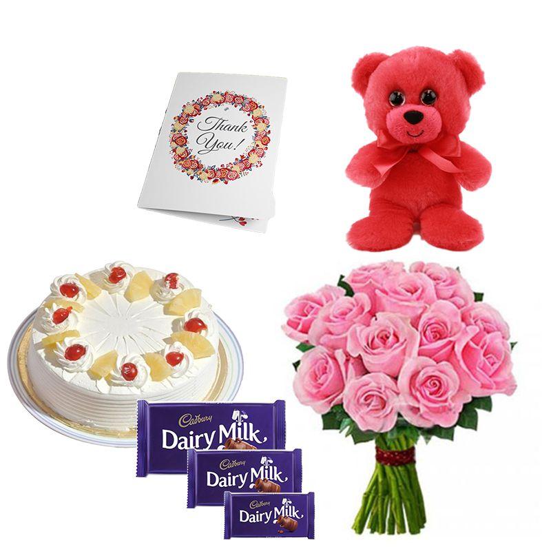 Send Combo Gift On Birthday Punchkulla