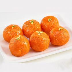 Motichur Laddu (Anand Sweets)