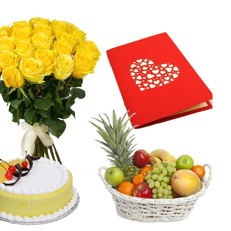 Send Combo Gift On Birthday Bangalore