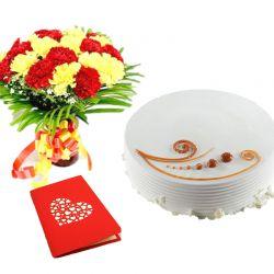 Cake N Carnation