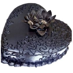 Lovely Heart Cake  2Kg